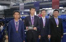 第28届国际信息学奥林匹克竞赛中国选手创佳绩