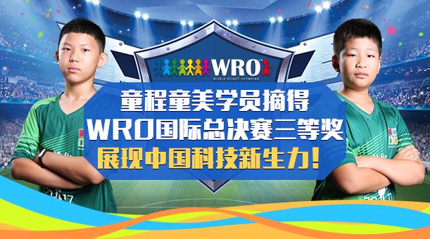 WRO国际赛