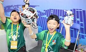 怎么学习机器人编程,可以参加哪些比赛?