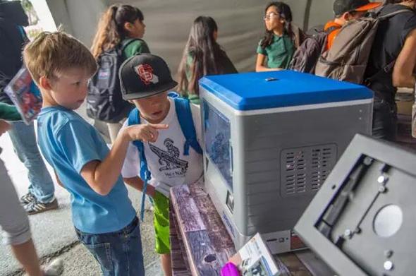 从Maker Faire看美国儿童的科学素养教育