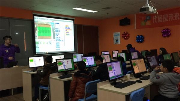 杭州下沙中心:少儿18luck新利app训练营开班啦