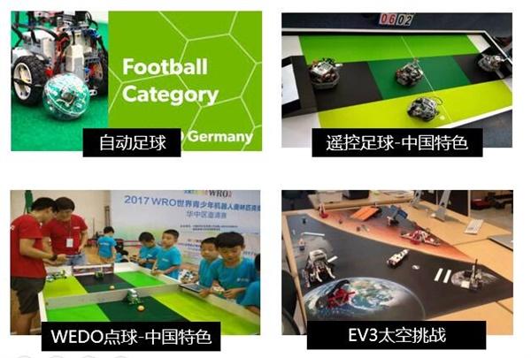 WRO世界青少年机器人奥林匹克竞赛